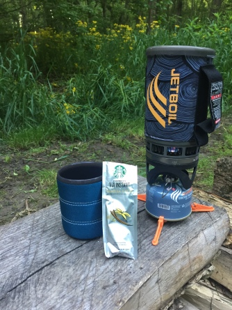 Jetboil and Coffee, my two addictions!